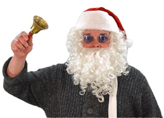 Lustige Theaterstücke zu Weihnachten, Weihnachtsmann